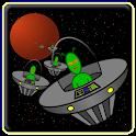 Mad Martians (space adventure) icon