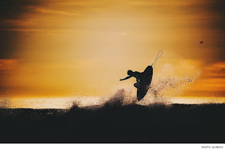 Photo: Photo of the Day: Dane Zaun, California. Photo: Gordon #Surfer #SurferPhotos