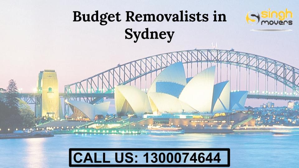 Budget Removalists Sydney