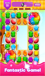 Candy Gummy Match 3 2017 for PC-Windows 7,8,10 and Mac apk screenshot 3