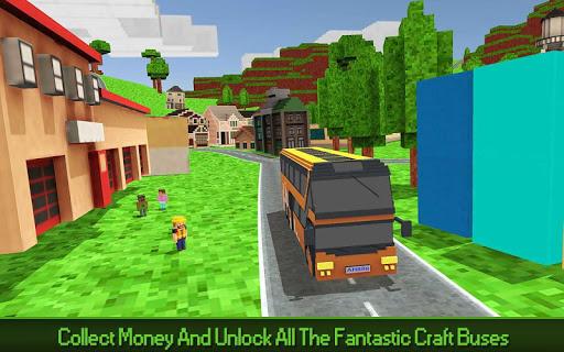 City Bus Simulator Craft PRO 1.5 screenshots 1