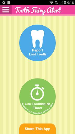 Tooth Fairy Alert