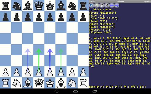 """Attēlu rezultāti vaicājumam """"chess droid fish"""""""