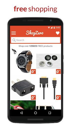 ShopZero - 自由购物