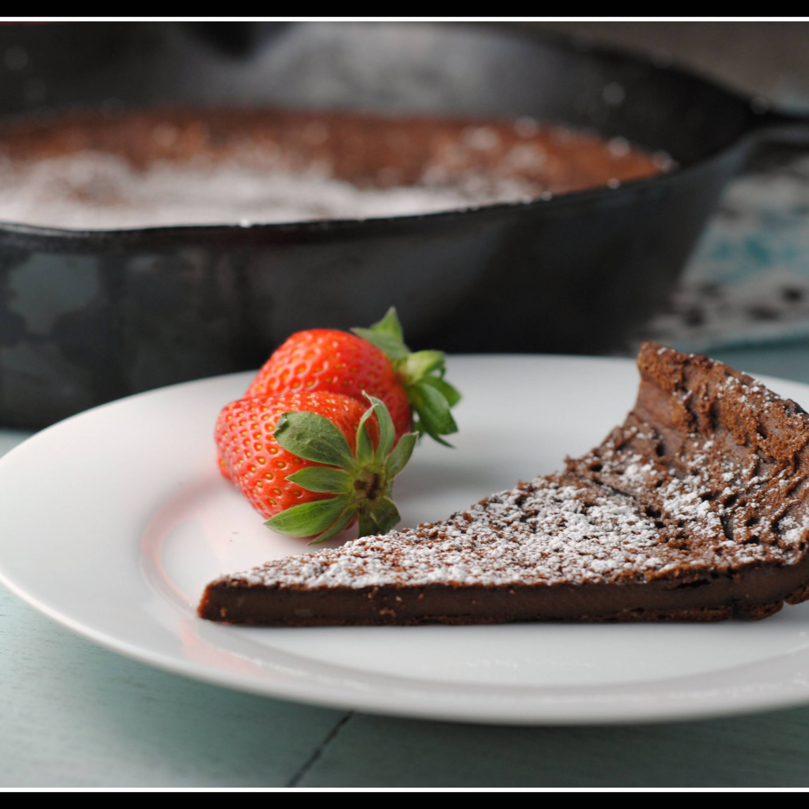 Chocolate Dutch Baby + Weekly Menu