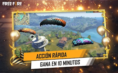 Garena Free Fire - Aniversario Screenshot