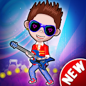 Panic Music Band Party clicker - Idle Fun Game icon