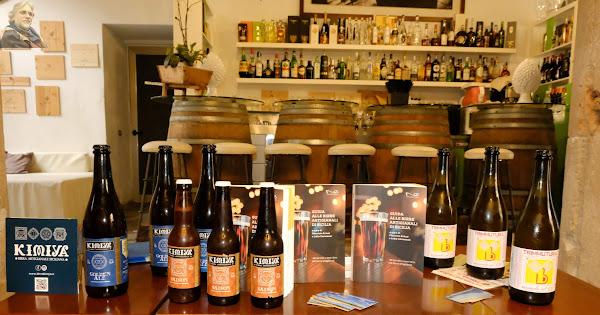2018-06-12 Presentazione Guida alle birre all'Osteria Ballarò (PA)