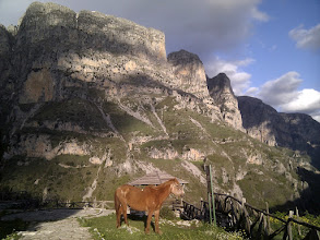 Photo: back to where we started... Vikos again