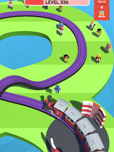 Train Journey screenshot 6