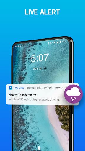 1Weather : Forecasts, Widgets, Snow Alerts & Radar screenshot 6