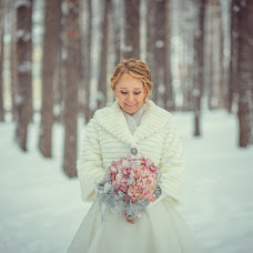 Wedding photographer Ilmir Akhmadullin (Ilmir). Photo of 23.12.2014