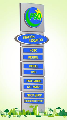 PSO Station Finder