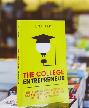 College Entrepreneur Print Book