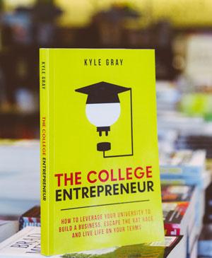 College Entrepreneur Print Book