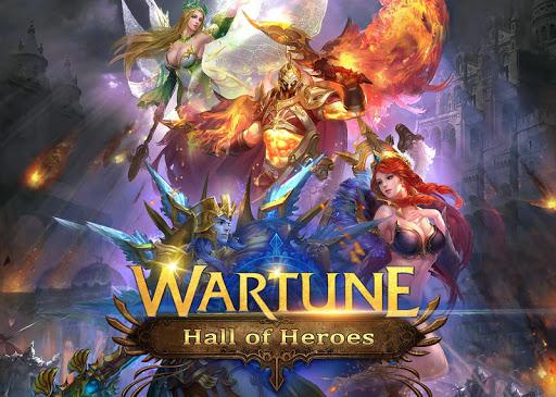 Wartune: Hall of Heroes 7.3.1 Cheat screenshots 1