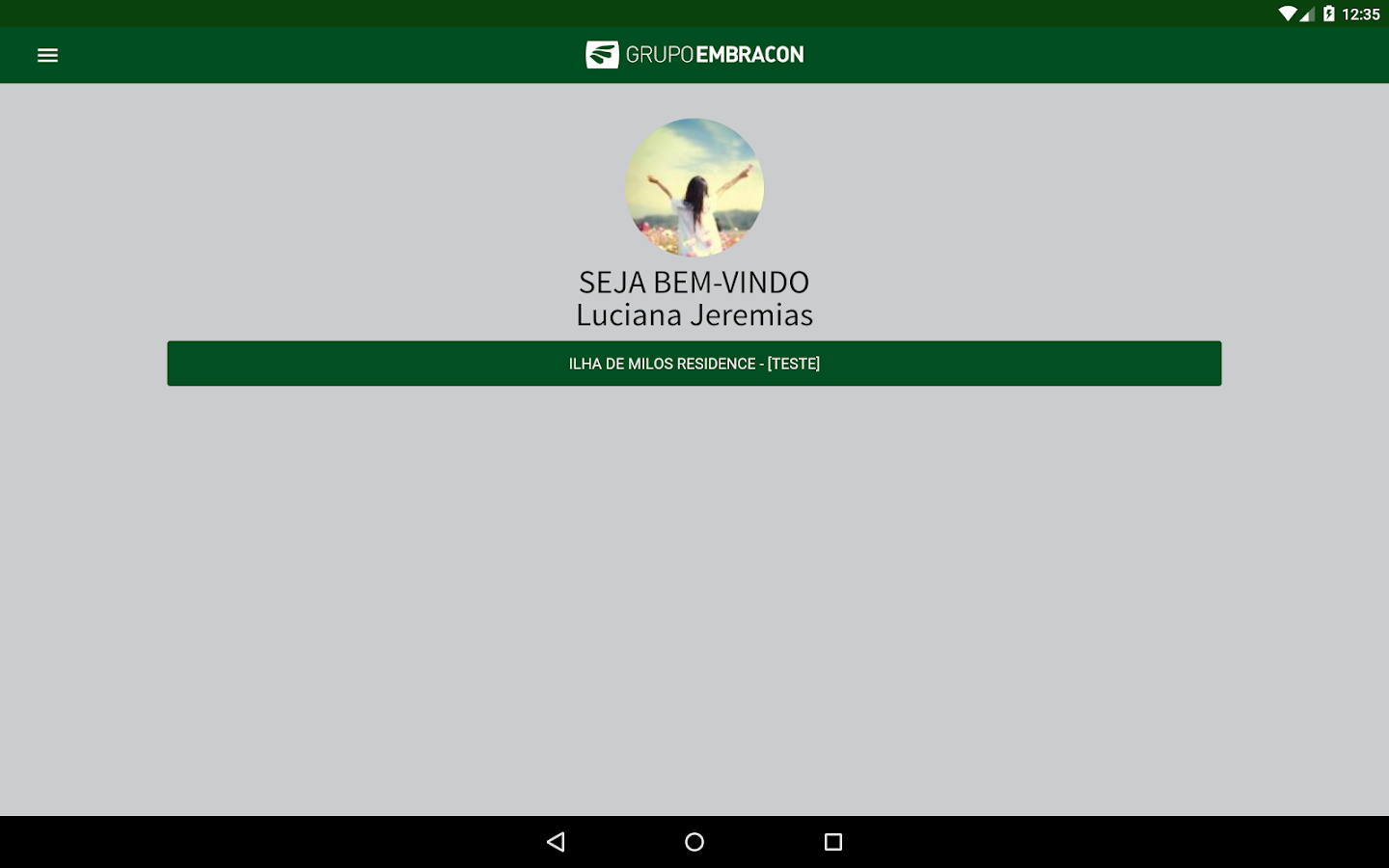 Grupo Embracon- screenshot