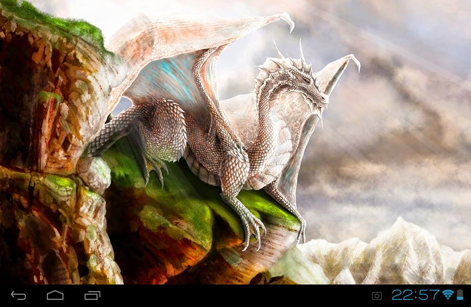 app dragon live wallpaper - photo #24