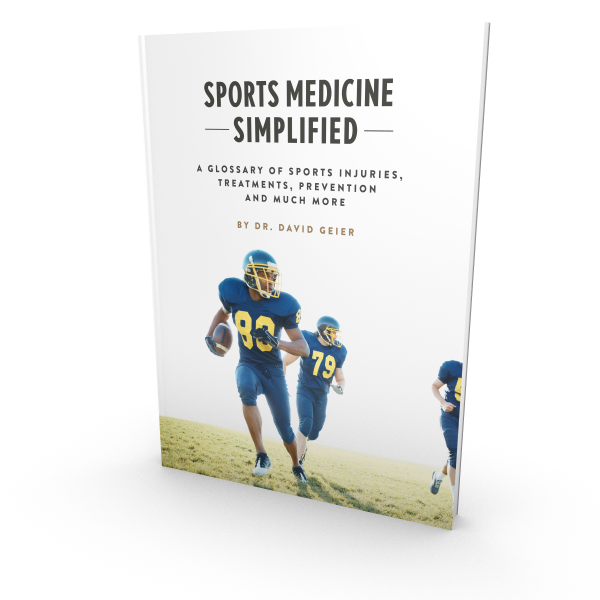 Sports Medicine Simplified Glossary