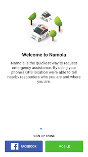 Namola- screenshot thumbnail