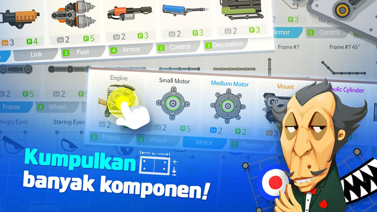 Gemuruh Tank Super Apl Android Di Google Play