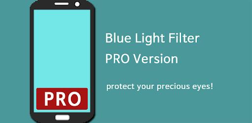 Resultado de imagen de sFilter - Blue Light Filter