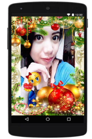 Photo Frames 2015 Christmas