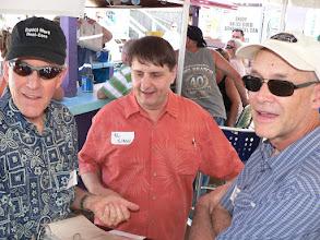 Photo: Todd Shaner, Al Siano, Norm Selheim