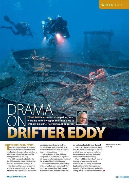 Diver Magazine- screenshot