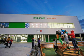 Parque Infantil Complejo Deportivo Navia