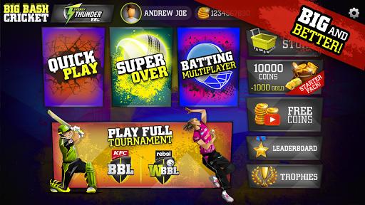 Big Bash Cricket 1 screenshots 2