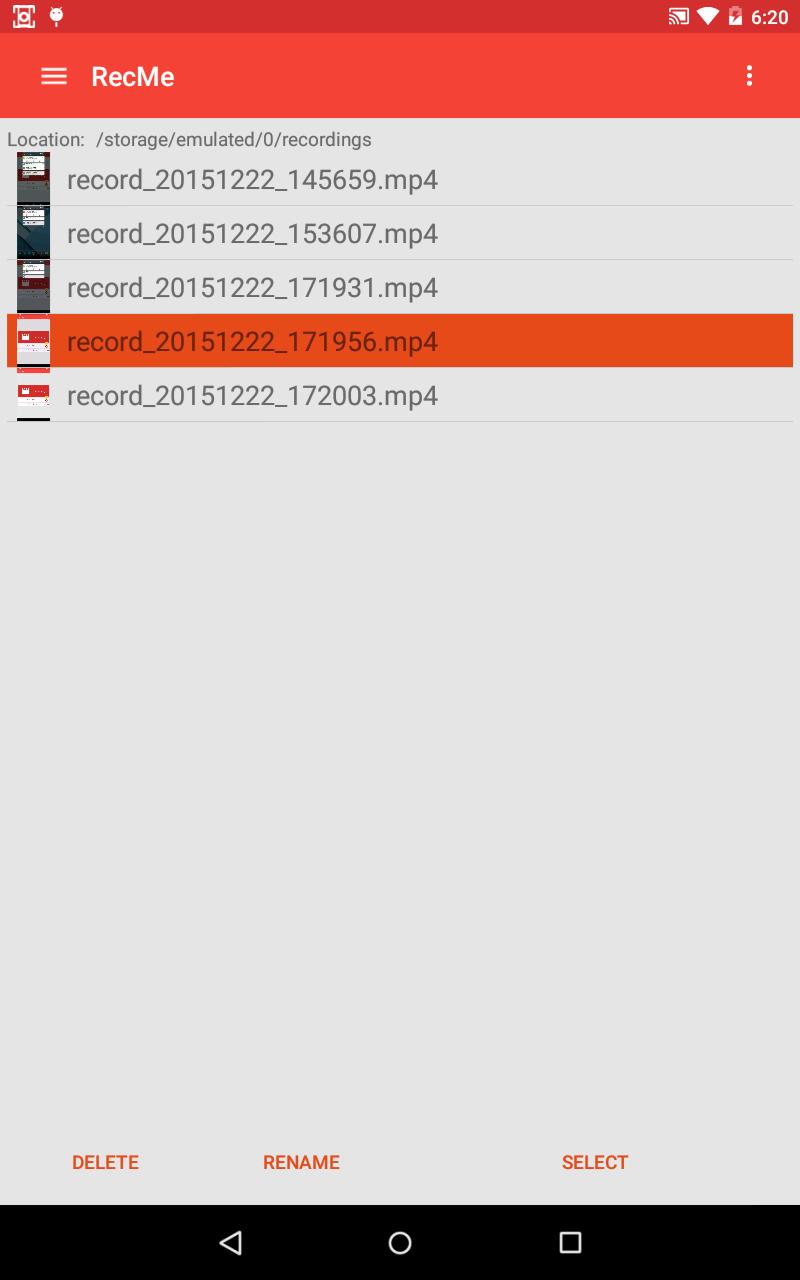 RecMe Screen Recorder Screenshot 13
