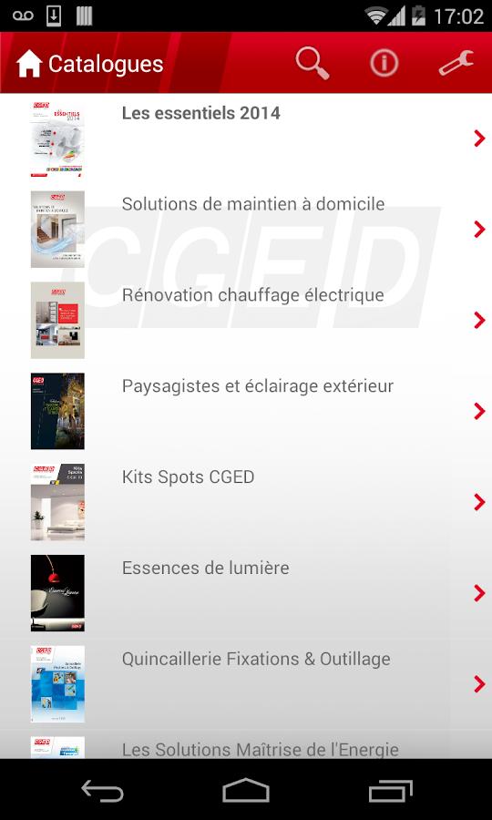 CGE D- screenshot