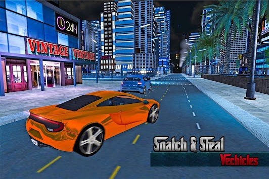 Ultimate Gangster Crime City apk screenshot