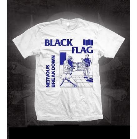 T-Shirt - Nervous BreakDown