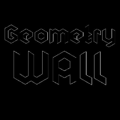 Geometry Wall