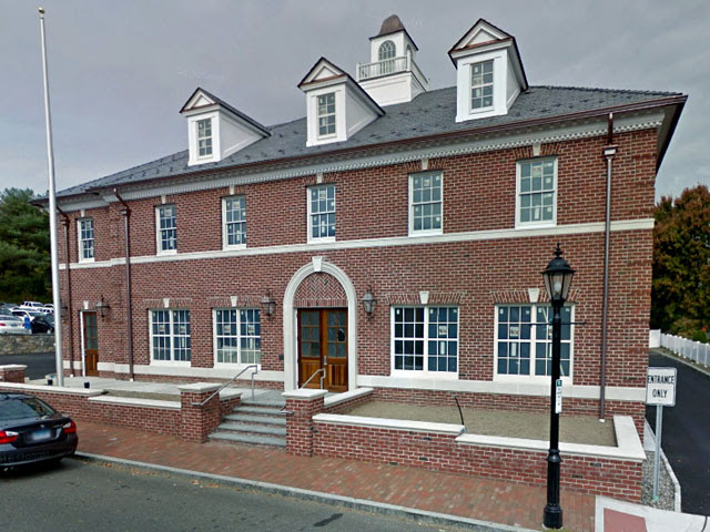 New New Canaan post office