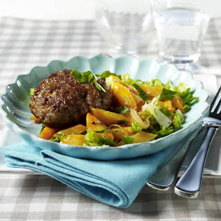 Meatballs with Parsley and Carrots.