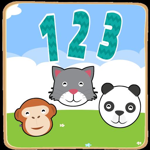Animal Counting 教育 LOGO-玩APPs