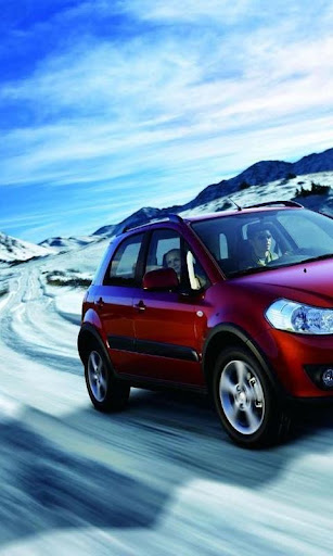 Wallpapers Suzuki SX4