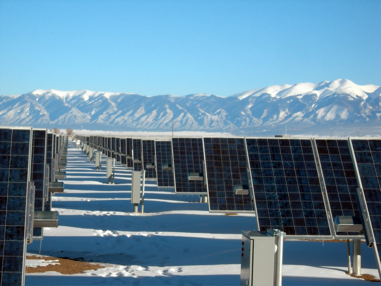 Solar Panels Energy Vault