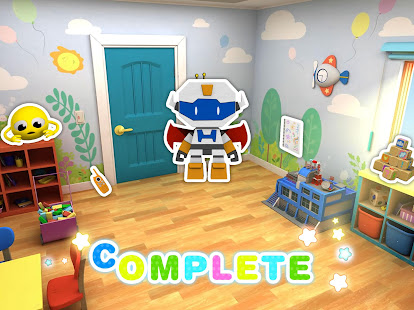 Download 토이캅 스티커북 For PC Windows and Mac apk screenshot 8