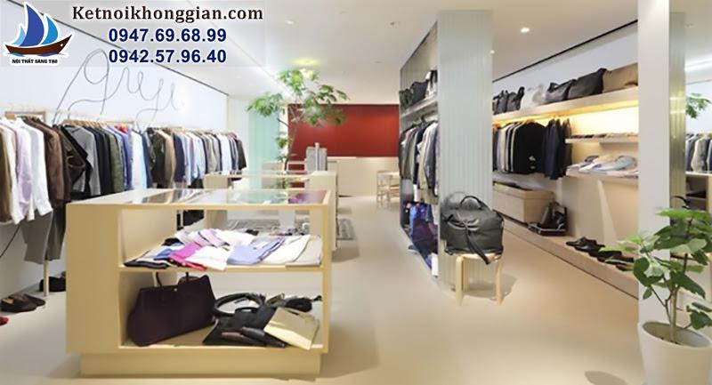 thiết kế cửa hàng đẹp và chuyên nghiệp