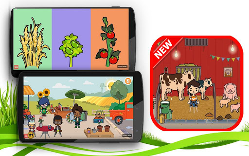 free Tocaboca Farm life's hint  2 for PC