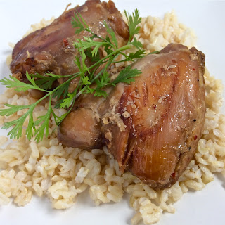Bourbon Chicken Thighs Recipes