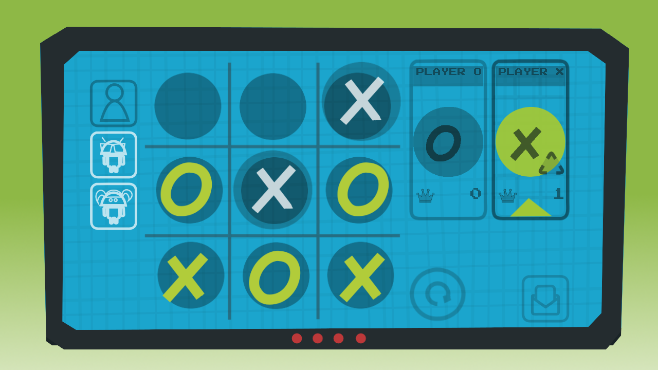 Tic Tac Toe Online - screenshot