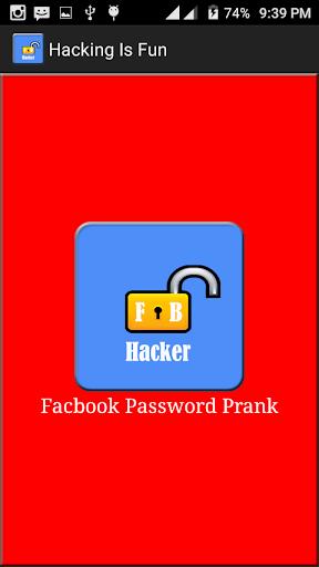 Password Fb Hacker Prank