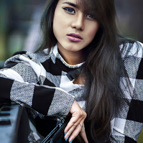 In Style by ARE Samudra - People Portraits of Women ( models, malang, fashion, woman, mood, beauty, nikon, portrait )