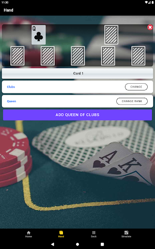 Poker Odds Emulator Lite 8 4