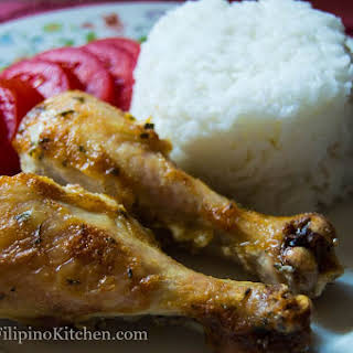 Easy Melt In Your Mouth Baked Chicken Drumsticks.
